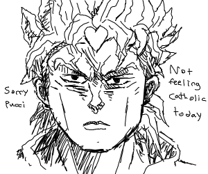 Dio is not feeling Catholic today