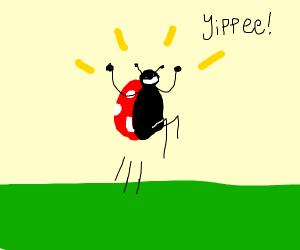 Victorious Ladybug