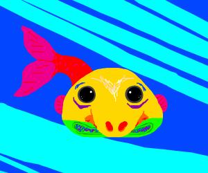 Vibrant Blob-fish