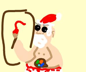Santa Artist