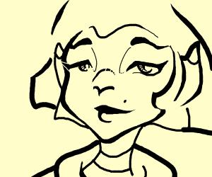 Captain Amilia (Treasure Planet)