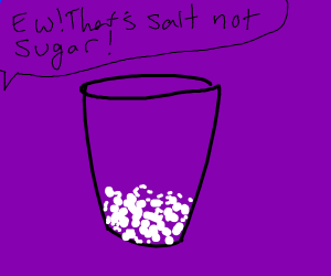 Salt in a Cup