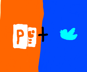 Powerpoint and Twitter