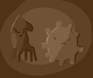 viruses vs immune system