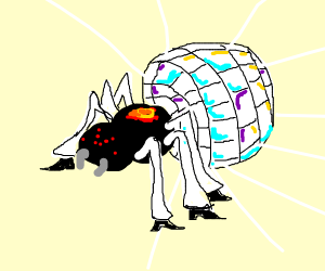 Disco spiders