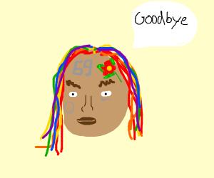 tekashi69 saying goodbye