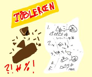 Swedish toblerone