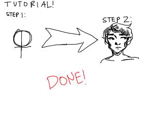 Unhelpful Drawing Tutorial