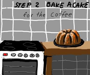 Step: 1 Make Coffee