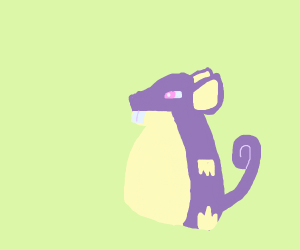 Rattata gained weight!