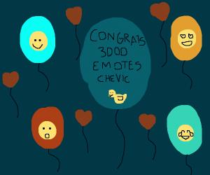congrats on 30,000 emotes chevic