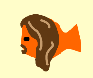 Jesus is a fish