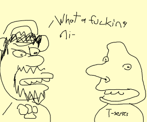 Bewdiepie vs B-Series