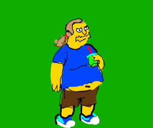 Comic Book Guy (The Simpsons)