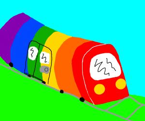 gay train (choo choo)