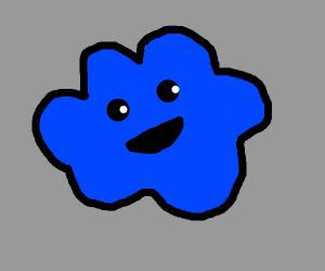 It's Big Blue Bob!