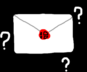 What's inside the envelope?