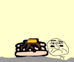 Pancakeception