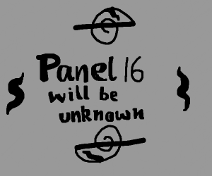 panel 15 will be my life motto
