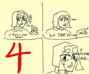 mista looks at four