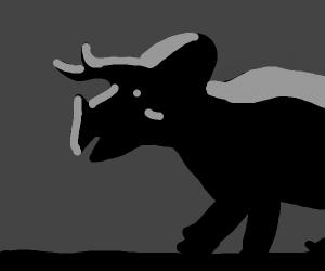 Goth Triceratops