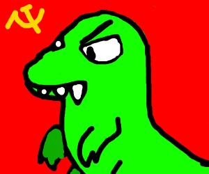 Soviet Union dinosour