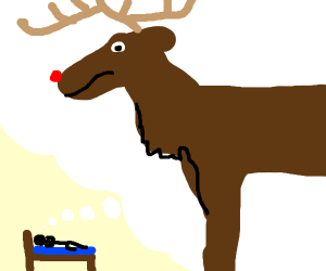 Elk from your Dreams