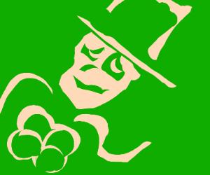 Goofy Leprechaun