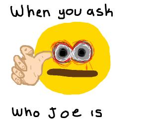 Joe's mother
