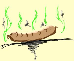 Smelly sausage