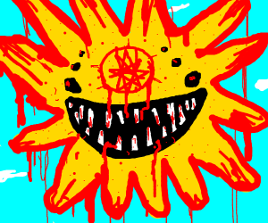 Sun from Hell