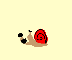 Snail Weightlifting