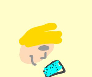 Trump tweeting