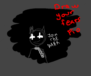Draw your fears pio