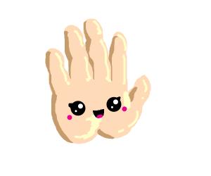 Cute Hand