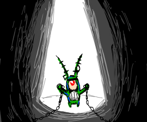 Edgy plankton carries on