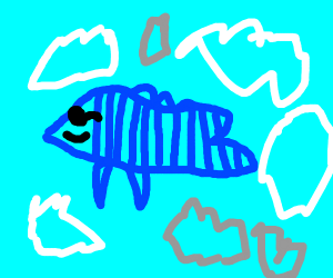 Goth Flyingfish