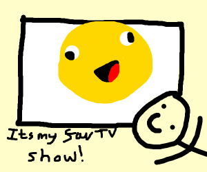 your favorite TV show