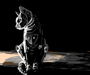 Mechanical Cat