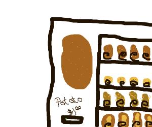 Potato Vending Machine