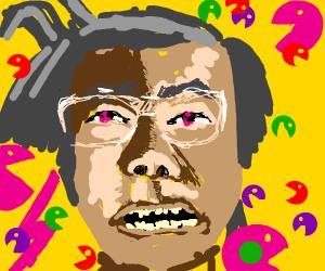 Toru Iwatani on drugs