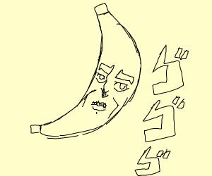 Jojos bizzare banana