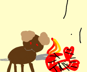 rat vs scorpion