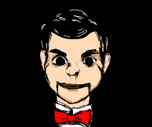 Slappy from Goosebumps