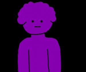 purple guy