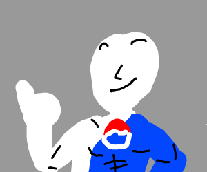 Pepsi Man approves
