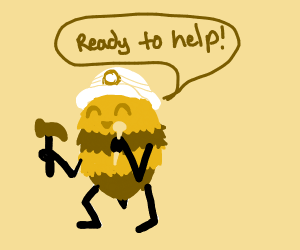 a bee wants help