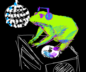 Frog DJ