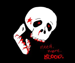 Murderous Skulls
