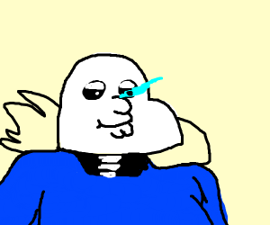 """""""Hey Lois, I'm in Undertale"""""""